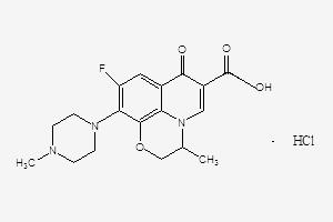 氧氟沙星盐酸盐