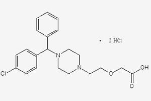 盐酸左旋西替利嗪